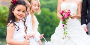 結婚式子供ゲスト