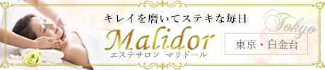 マリドール白金台バナー